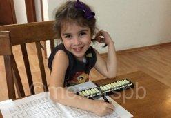 Соня Полякова, 6 лет